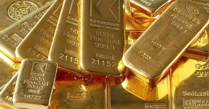 Giá vàng chật vật tăng phiên thứ tư liên tiếp