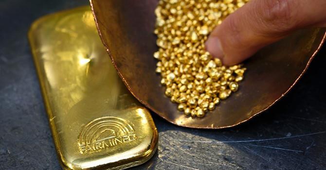 Vàng có chuỗi tăng giá dài nhất trong 2 tháng nhờ đồng USD yếu