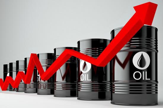 Giá dầu thô Mỹ lên đỉnh 4 tháng