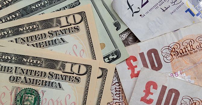 Đồng USD leo dốc khi lạm phát Mỹ rục rịch tăng
