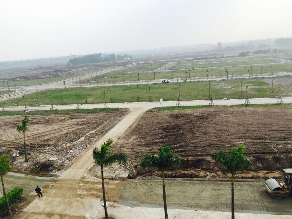 Hội Môi giới Bất động sản: Giá đất nền Hà Nội tăng khoảng 10% năm 2017