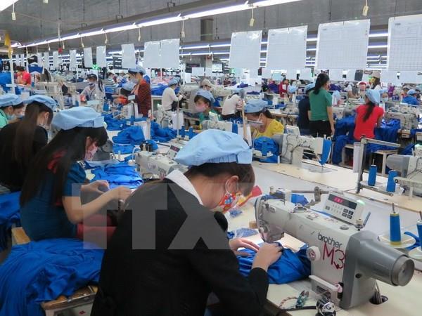 """""""Động lực"""" để ngành dệt may Việt Nam khởi sắc trong năm 2018"""