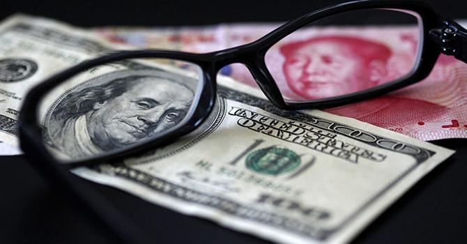 Đà trượt dốc của đồng USD vẫn chưa dừng, đồng nhân dân tệ lên đỉnh hơn 2 năm