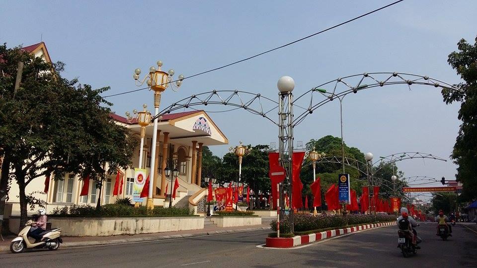 Thành lập Thành phố Phúc Yên tỉnh Vĩnh Phúc