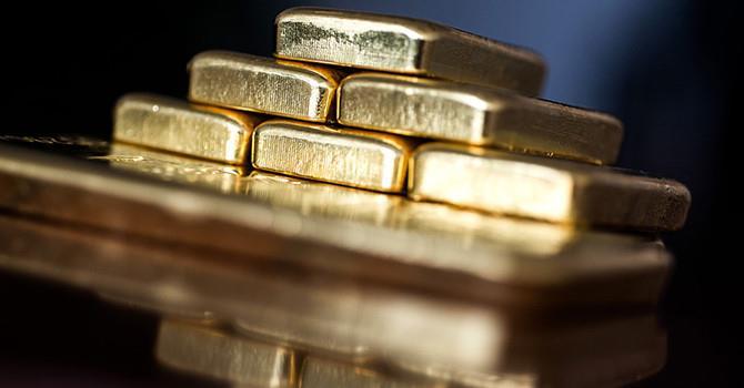Giá vàng giảm liền 4 phiên, về đáy 1 tháng