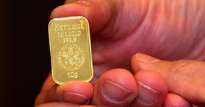 Giá vàng phục hồi mạnh do đồng USD suy yếu