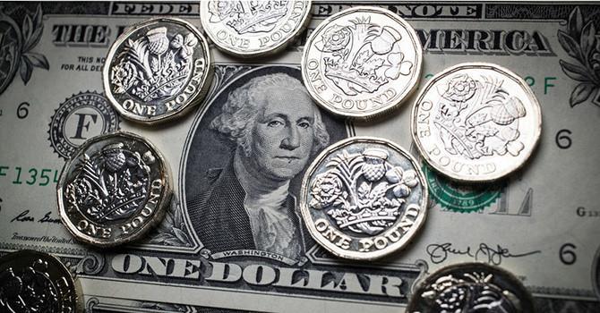 Đồng USD mất giá sau do lạm phát Mỹ ổn định