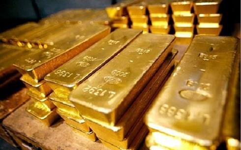 Giá vàng ở mức thấp nhất từ đầu tháng đến nay