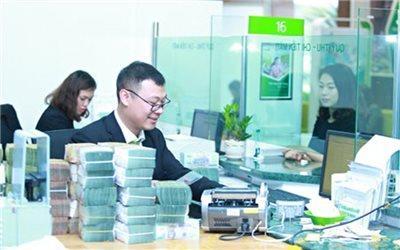 VCB: Vietcombank báo lãi trước thuế kỷ lục 4.359 tỷ đồng quý I/2018, tăng 59%