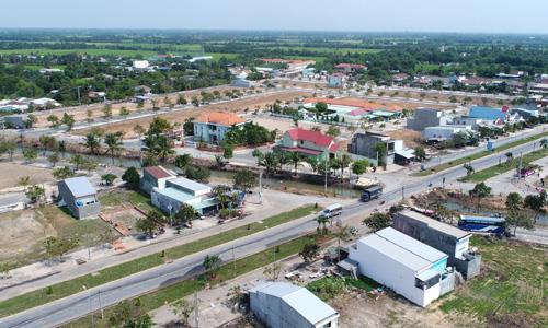 Giá đất Đồng Nai, Long An nổi sóng theo cơn sốt đất Sài Gòn