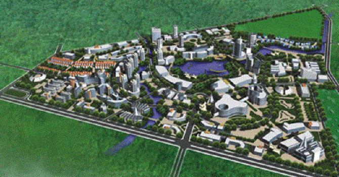 Hà Nội phê duyệt quy hoạch Khu công nghệ cao 203ha