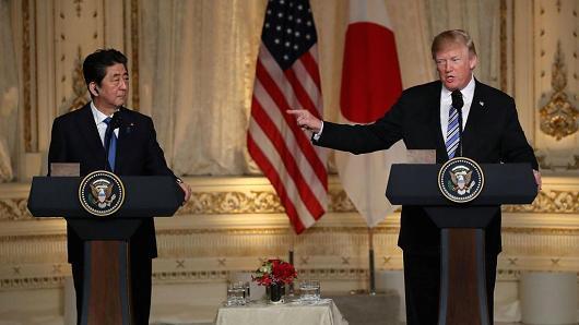 Nhật Bản muốn áp thuế hàng hóa Mỹ để đáp trả