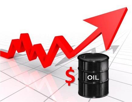 Giá dầu Brent lần đầu cán mốc 80 USD kể từ 2014