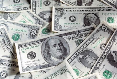 Tỷ giá trung tâm tăng 42 đồng sau 3 phiên