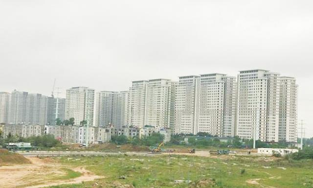 Chưa đến chu kỳ khủng hoảng bất động sản