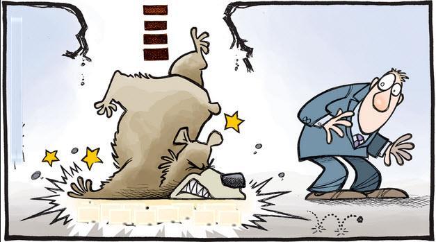 Cổ phiếu lớn lại 'nằm' sàn hàng loạt, VN-Index giảm hơn 29 điểm