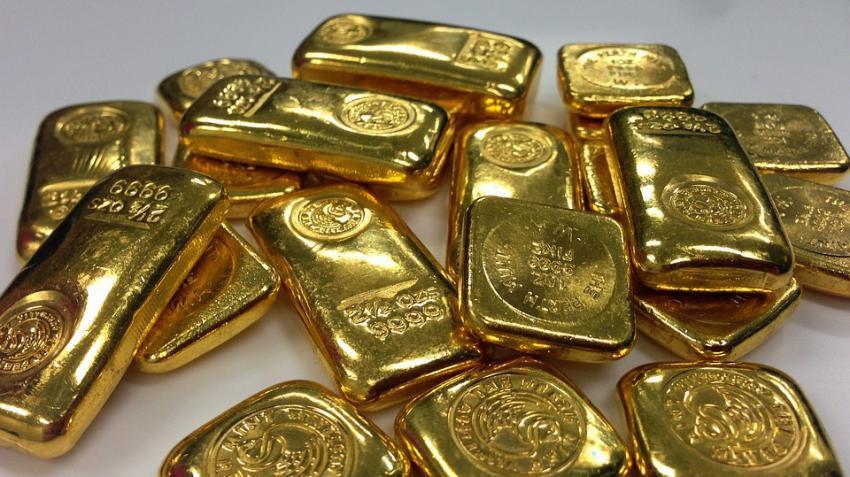 Giá vàng đi sát đáy 2018, USD mất mốc cao nhất 5 tháng