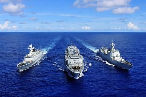 Trung Quốc quân sự hóa ở Biển Đông, Mỹ hủy lời mời tập trận RIMPAC