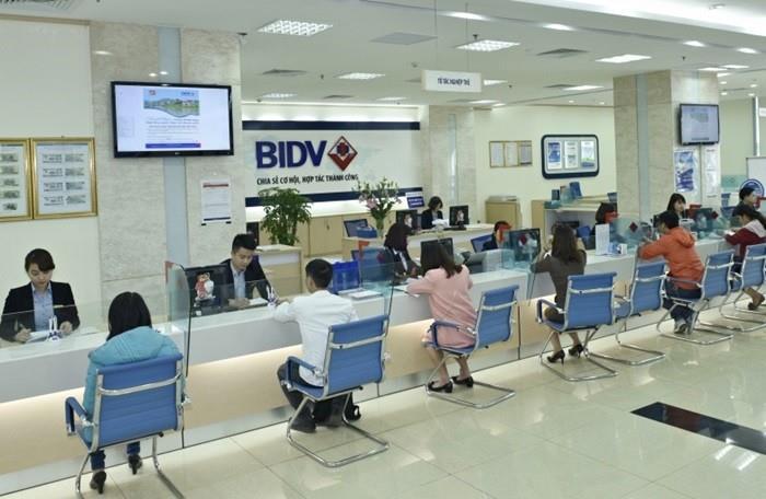 BID: Giá cổ phiếu giảm là tích cực đối với tiến trình tăng vốn của BIDV?