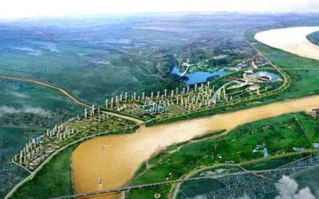 Hà Nội sẽ xây cầu Mễ Sở vượt sông Hồng