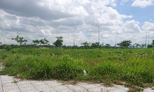 Giao dịch đất nền Sài Gòn giảm mạnh