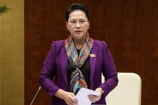 Chủ tịch Quốc hội kêu gọi 'người dân bình tĩnh, tin vào quyết định của Nhà nước'