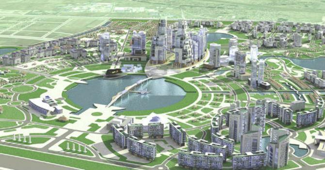 """Hà Nội sắp có """"siêu"""" đô thị rộng 420ha ở Gia Lâm"""