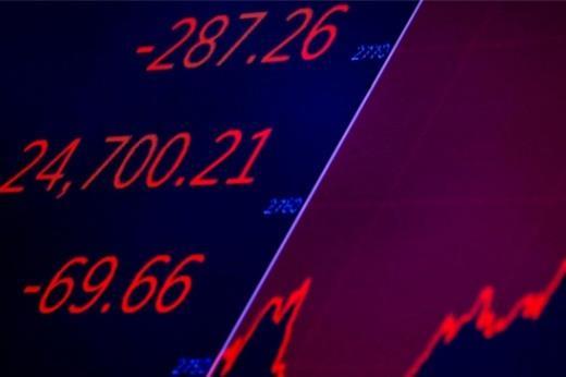 Căng thẳng thương mại Mỹ - Trung tăng mạnh, chứng khoán Mỹ mất điểm