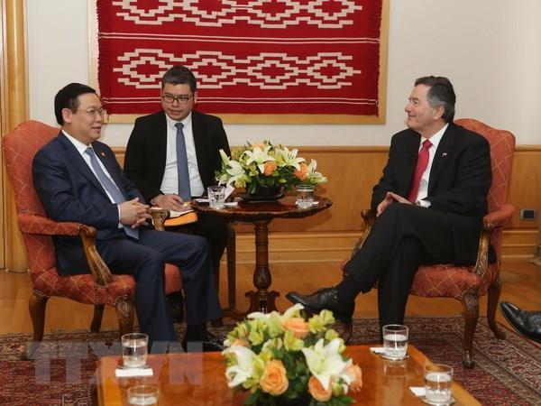 Việt Nam mong Quốc hội Chile sớm phê chuẩn Hiệp định CPTPP