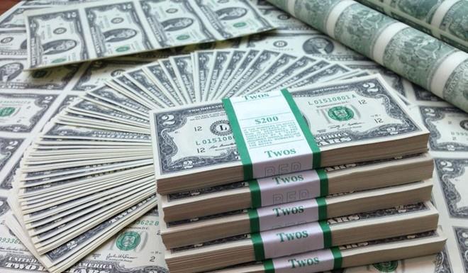 USD tự do tăng lên 23.170 đồng/USD
