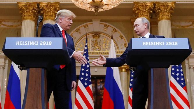 Tổng thống Putin nói gì về ông Trump sau cuộc gặp thượng đỉnh?