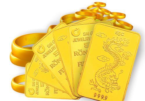 Vàng liên tục bị bán ra
