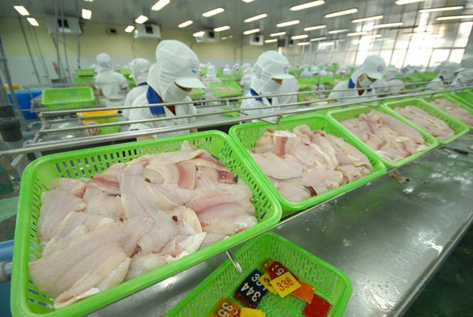 Cơ hội của tôm, cá tra, cá ngừ từ cuộc chiến thương mại Mỹ- Trung