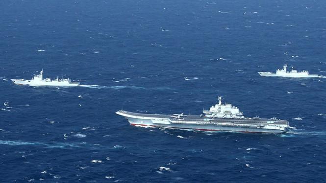 Trung Quốc ngang nhiên tuyên bố quân sự hóa Biển Đông