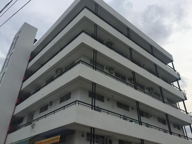 Phải tháo dỡ chung cư mini xây dựng sai phép