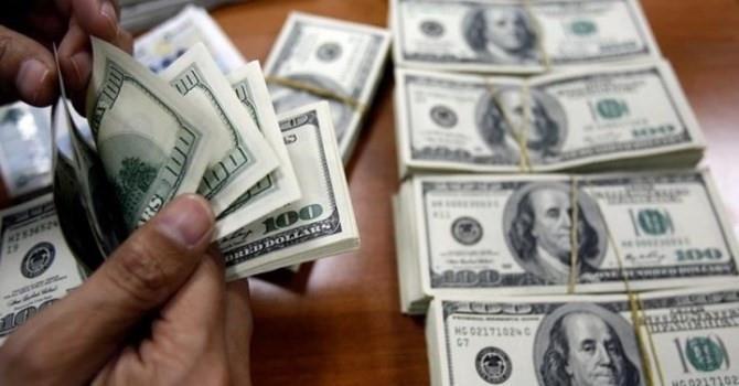 Ngân hàng đồng loạt giảm mạnh giá USD