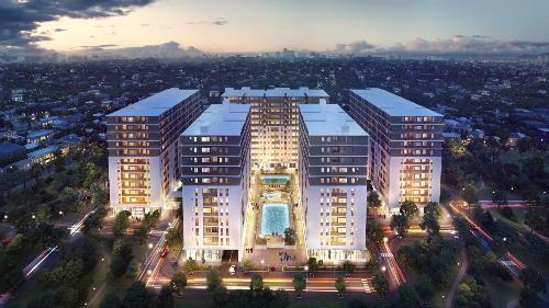 Căn hộ khu Bắc Sài Gòn thu hút nhà đầu tư nhờ hạ tầng phát triển