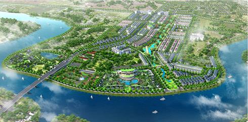 River Silk City - Cảm hứng sống xanh giữa thành phố Phủ Lý