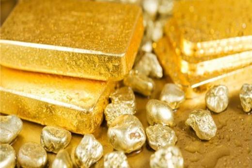 Giá vàng giảm trong bối cảnh căng thẳng thương mại Mỹ - Trung