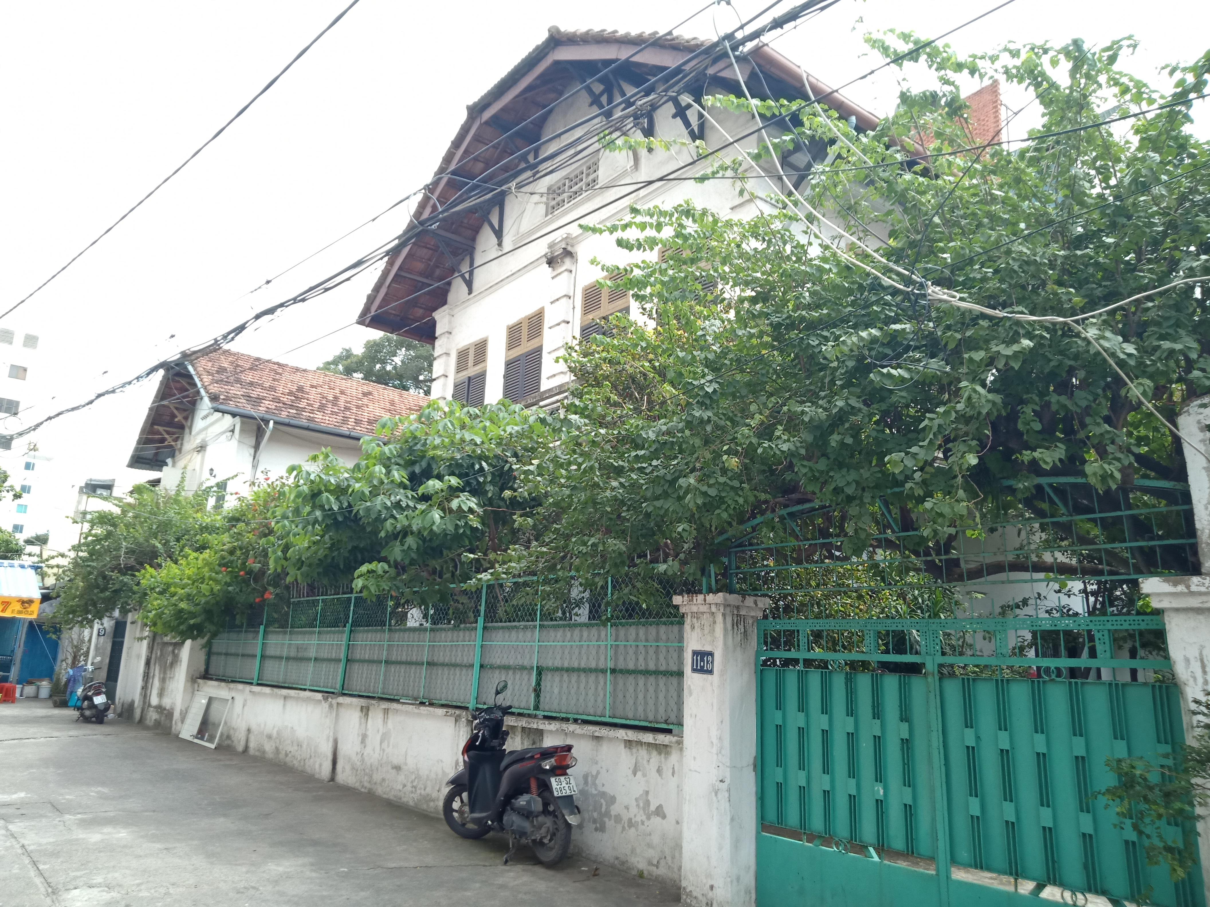 Quận 3, 'thiên đường' biệt thự cổ Sài Gòn