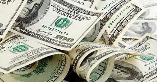 Tỷ giá trung tâm rời đỉnh, giá USD tại các ngân hàng đồng loạt tăng