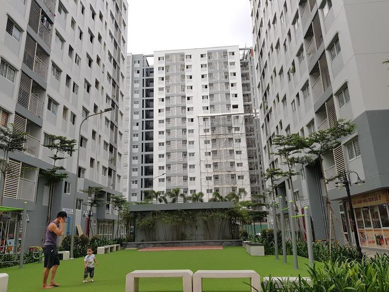TP HCM đề xuất dùng đất công, bố trí vốn để xây nhà ở xã hội