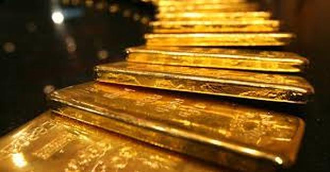 Giá vàng giảm ngược chiều thế giới
