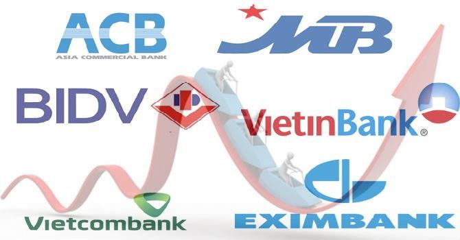 Cổ phiếu ngành ngân hàng liệu còn hấp dẫn?