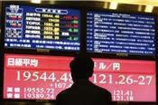 Nối đà tuần trước, chứng khoán châu Á tiếp tục giảm