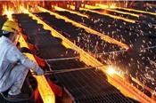 Trung Quốc lập đỉnh mới về sản lượng thép