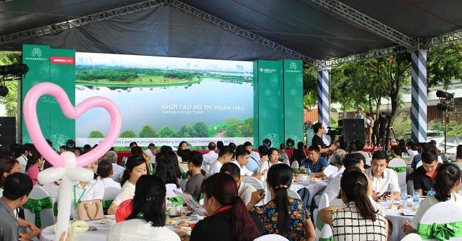 Liền kề Dahlia Homes - Gamuda Gardens: Khác biệt và đầy tiềm năng tại phía Nam Hà Nội