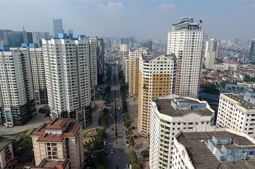 Đề xuất chỉ bán nhà cao tầng nội đô cho người ở phường, quận có dự án