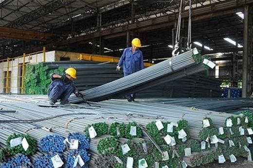Phôi thép, thép dài nhập khẩu tiếp tục bị áp thuế