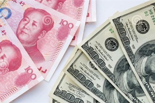 Tỷ giá đảo chiều giảm, nhân dân tệ lên mạnh so với USD